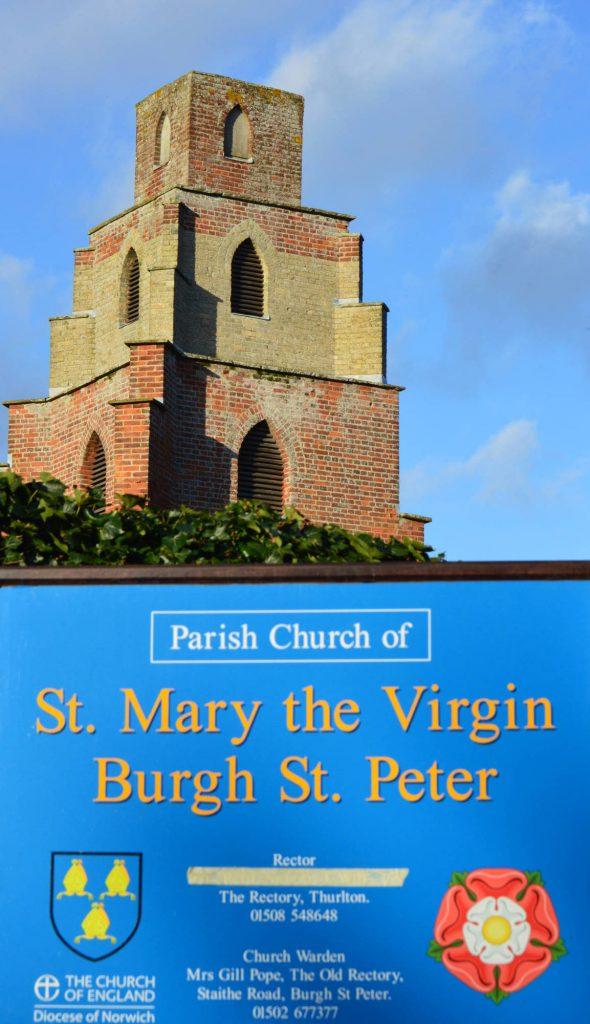 St Mary the Virgin, Burgh St Peter, Norfolk