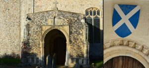 St Andrews Church Wissett Suffolk