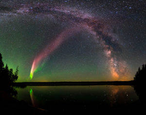 STEVE Aurora Borealis