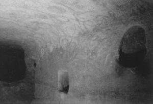 Archaeoacoustics red ochre spirals Hypogeum Malta