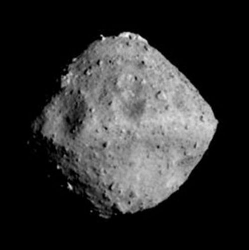 Ryugu asteroids or comets?
