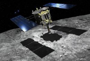 Ryugu asteroid or comet the same