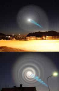 spirals plasma