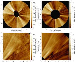 Stars plasma outer corona Birkeland filaments