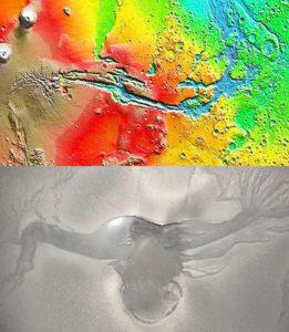 crater swirls