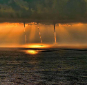 electric universe waterspouts