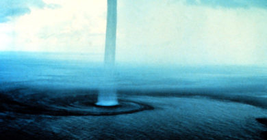 electric waterspouts