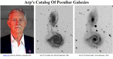 Halton C Arp Atlas of Peculiar Galaxies