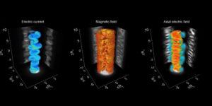 Magnetized Relativistic Jets