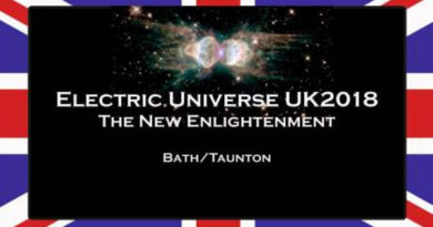 Electric Universe UK2018 conference