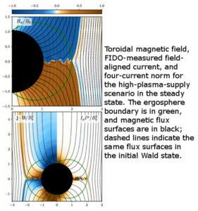 plasma Toroidal magnetic field