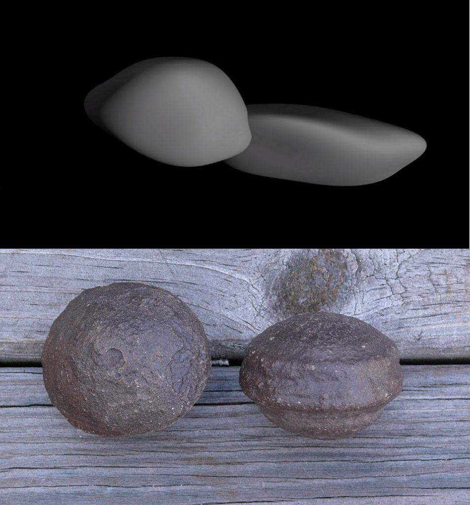 Ultima Thule Moki marbles