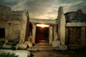 Malta Gozo megalithic temple solar observatory