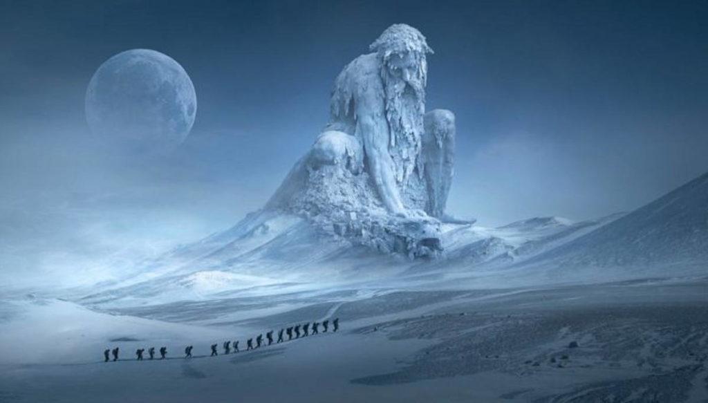 Fimbulwinter great winter Ragnarok
