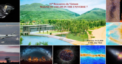 Magnetic Fields In The Universe Rencontres du Vietnam