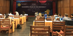 Magnetic Fields In The Universe dusty plasma cosmology