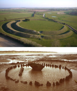 history of East Anglia Norfolk Suffolk