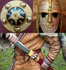 Sutton Hoo treasures history