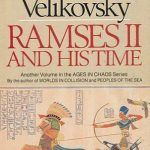 Ages in Chaos 2: Ramses II and His Time book cover Immanuel Velikovsky Egypt Egyptian history