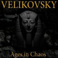 Ages in Chaos 2: Ramses II and His Time ebook cover Immanuel Velikovsky chronology venus