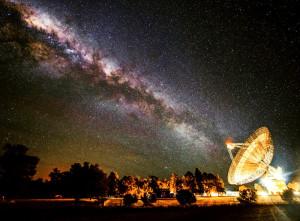 alien space signals