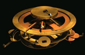 ancient planetarium technology Antikythera mechanism