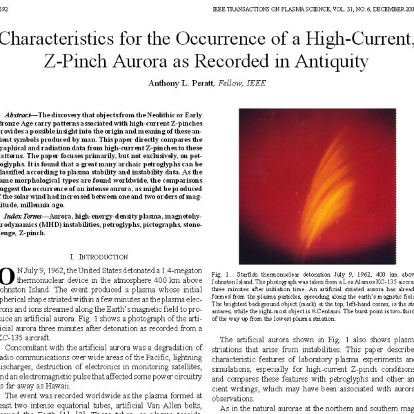 Characteristics for the Occurrence of a High-Current, Z-Pinch Aurora as Recorded in Antiquity squatter man squatterman pdf