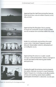 Stonehenge megalithic sound structures ancient