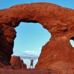 natural arches sandstone Utah