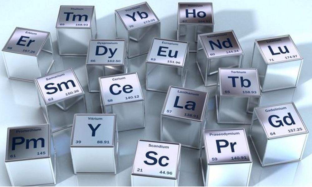 Isle of Arran and Rare Earth Elements metals fergusonite gadolinite