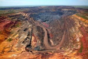 Isle of Arran Rare Earth Elements metals oxides