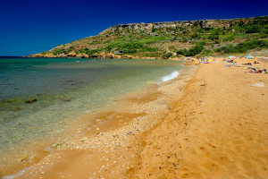 orange coloured beaches sandy where location