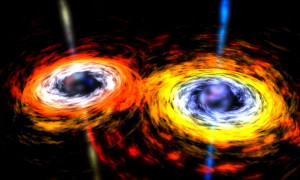 binary black holes electromagnetic signals detection