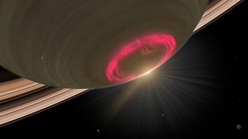 cassini impact saturn probe electrical discharge effects rings plasma magnetosphere