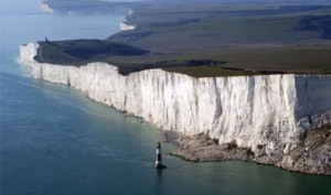 chalk dover cliffs white formation what is it