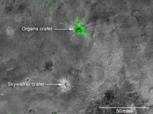 charon ammonia crater elements transmutations