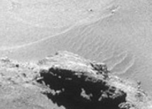 comet 67 p dunes electric universe theory eu geology