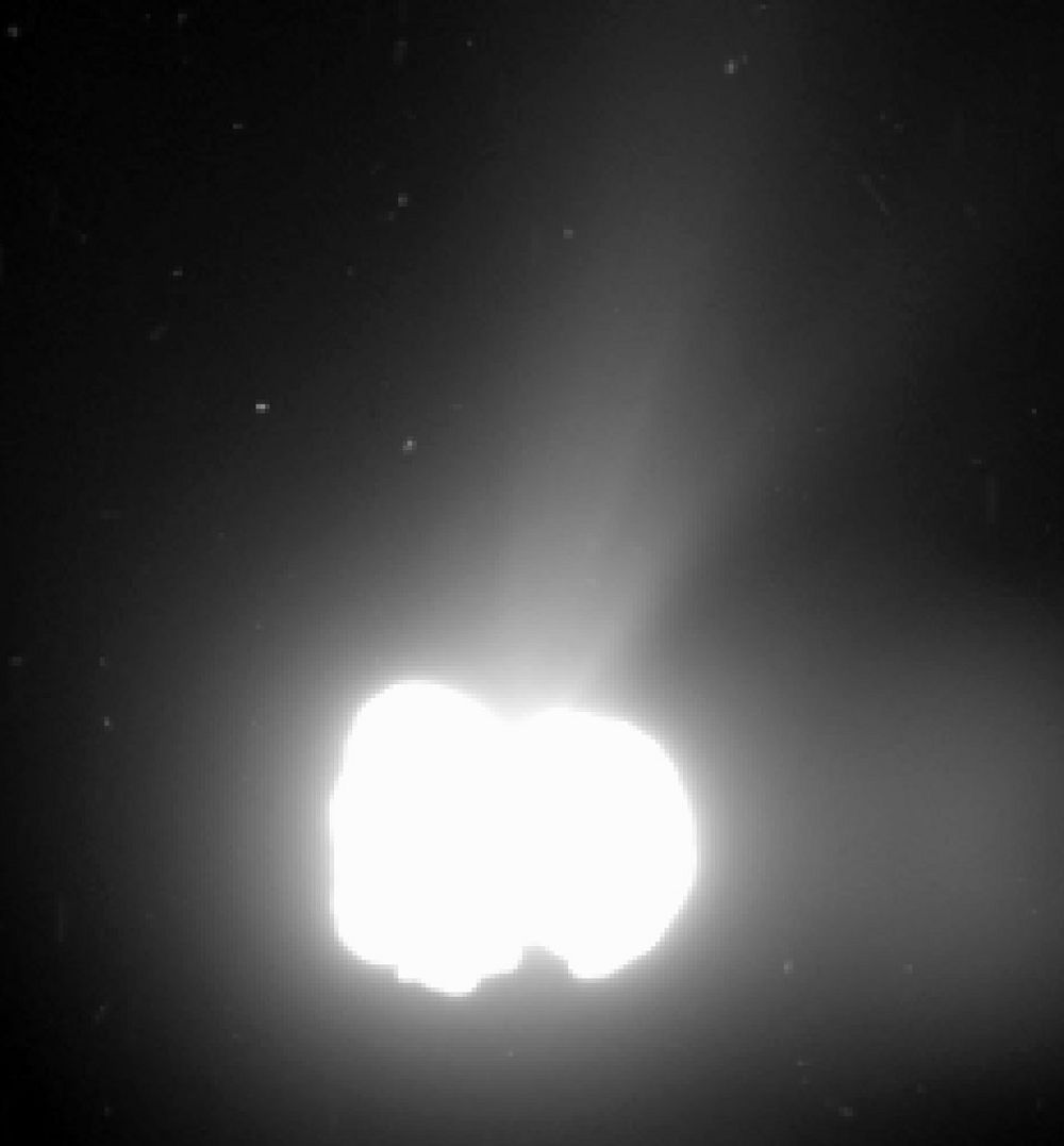 comet 67P Dusty Plasma Environment