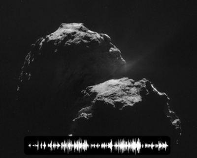 comet noise plasma