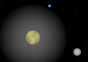 comet pluto cometary active asteroid