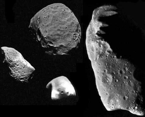 comets rock not water ice