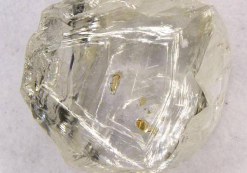 eclogitic diamond stability zones