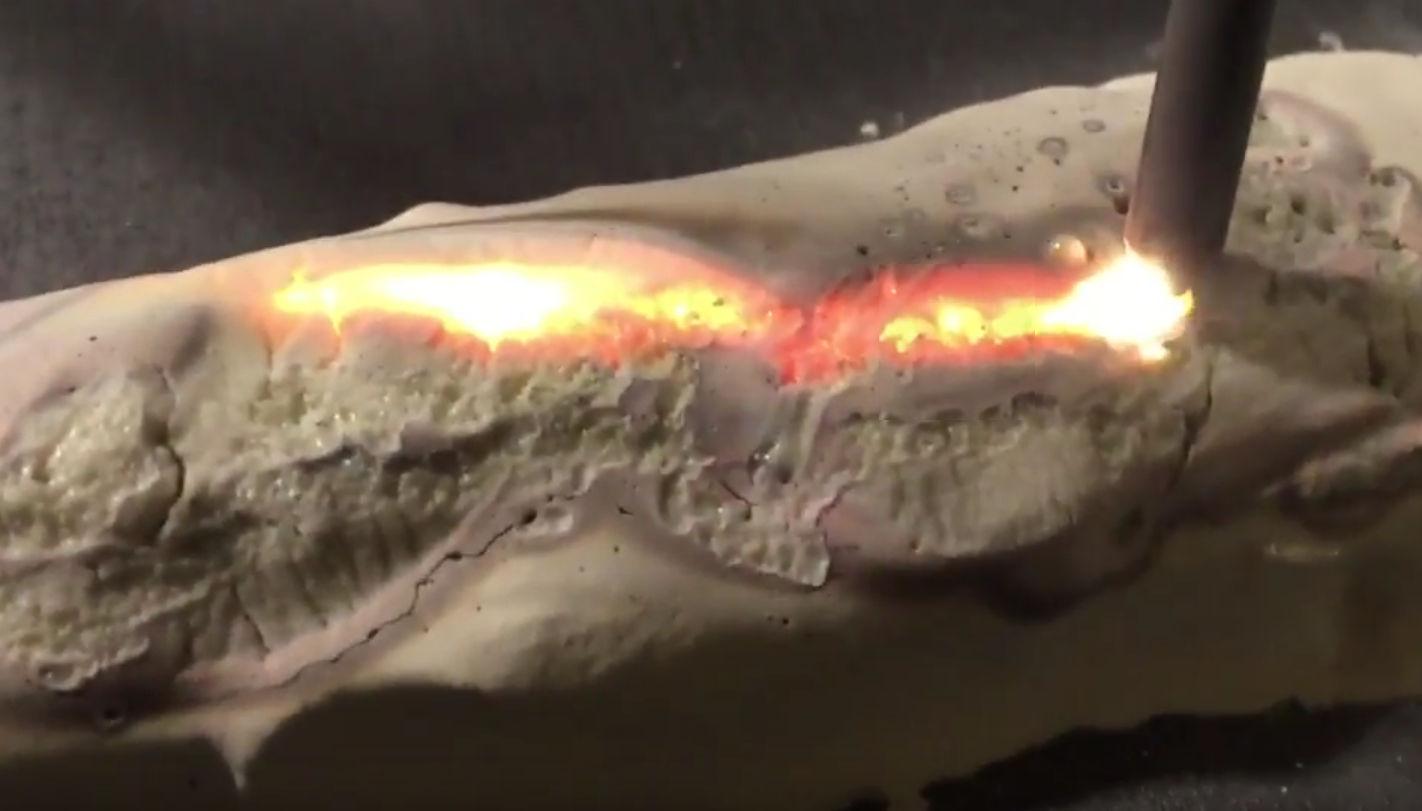 diveflyfish electric universe geology experiments EU plasma