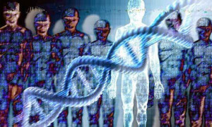dna evolution electromagnetic electric universe