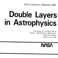 Double Layers in Astrophysics Hannes Alfvén free PDF download