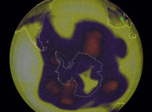 Electric Earth global weather circuits