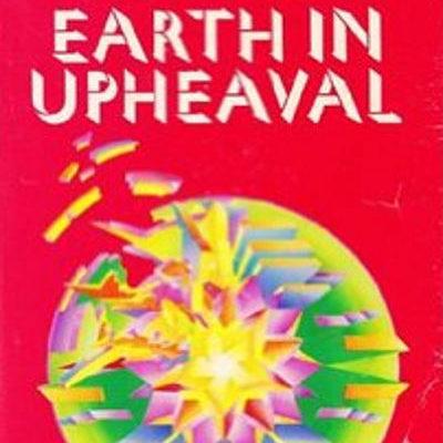 Earth in Upheaval book Immanuel Velikovsky geology Electric Universe EU theory