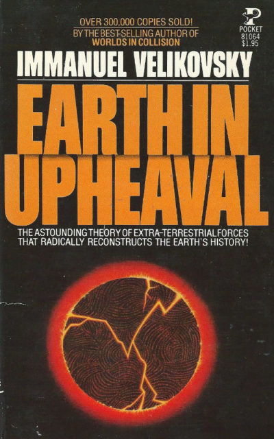 Earth in Upheaval book review Immanuel Velikovsky