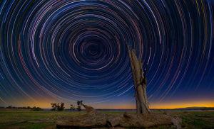 earth magnetic field reversal southern hemisphere