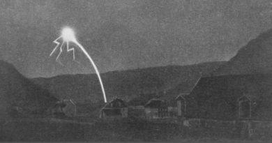 Earthquake lights eql